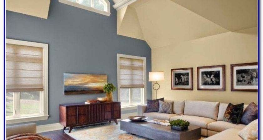 Accent Colors Beige Walls Painting Home Design