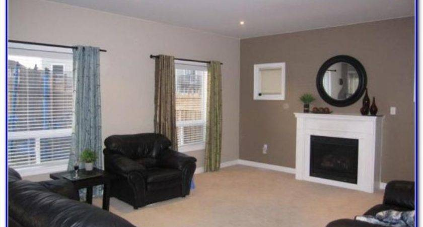 Accent Wall Color Ideas Living Room Painting Home