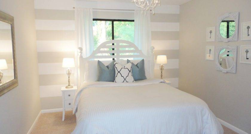 Accent Wall Ideas Bedroom Home Design Marvellous