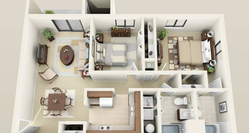 Affordable Bedroom Apartments Madison