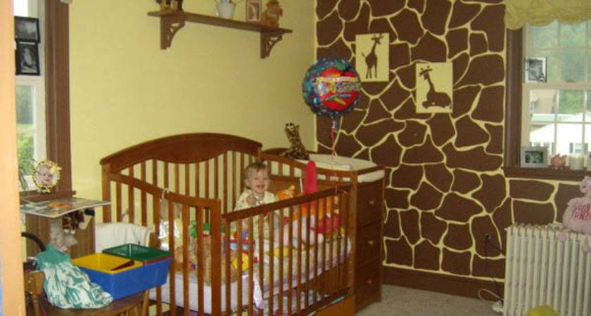 African Decorating Concepts Children Rooms