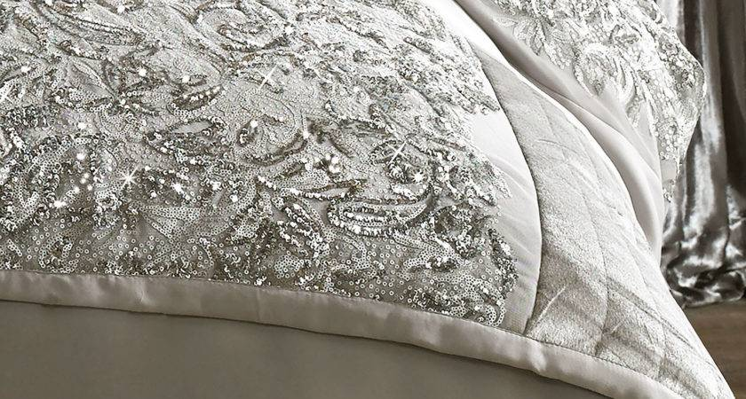 Alexa Kylie Minogue Luxury Quilted Bed Runner Scroll
