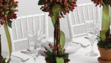 All Natural Topiary Centerpieces Lovely Events