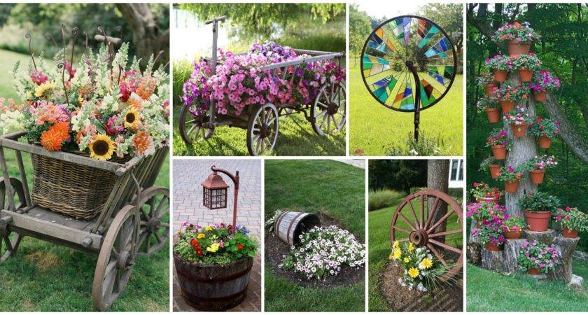 Amazing Diy Projects Enhance Your Yard Without