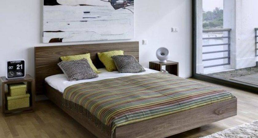Amazing Floating Bed Frame Designs Housely