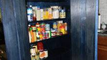 Ana White Simplest Armoire Kitchen Pantry Diy Projects