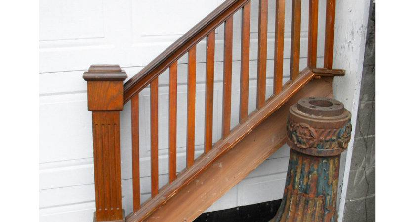 Antique Stair Parts