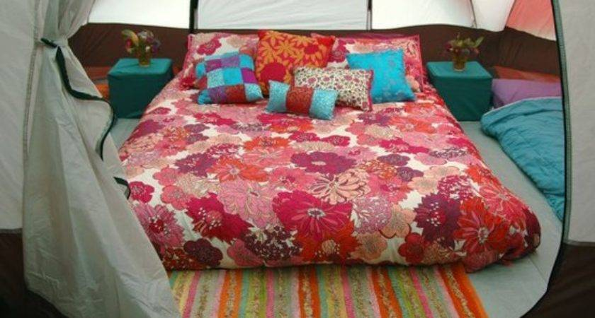 Anyone Can Decorate Camping Decorating Campsite