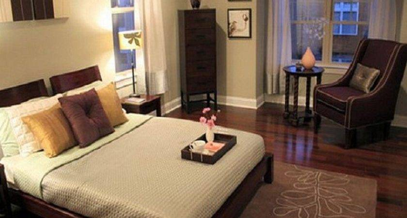 Apartment Bedroom Vintage Style Decorating Ideas One