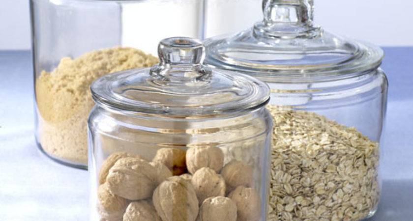 Apothecary Jars Stonewall Kitchen Traditional