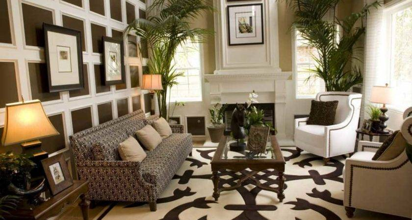 Area Rugs Living Room Brown Sofa Chairs
