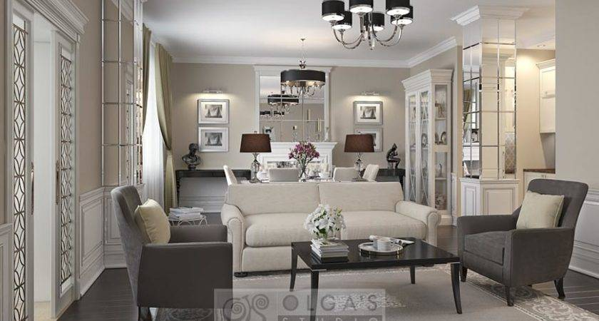 Art Deco Living Room Design Ideas
