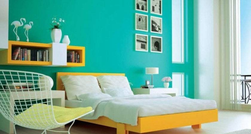 Asian Paints Bedroom Wall Colours Home Combo