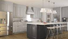 Assembled Kitchen Cabinets