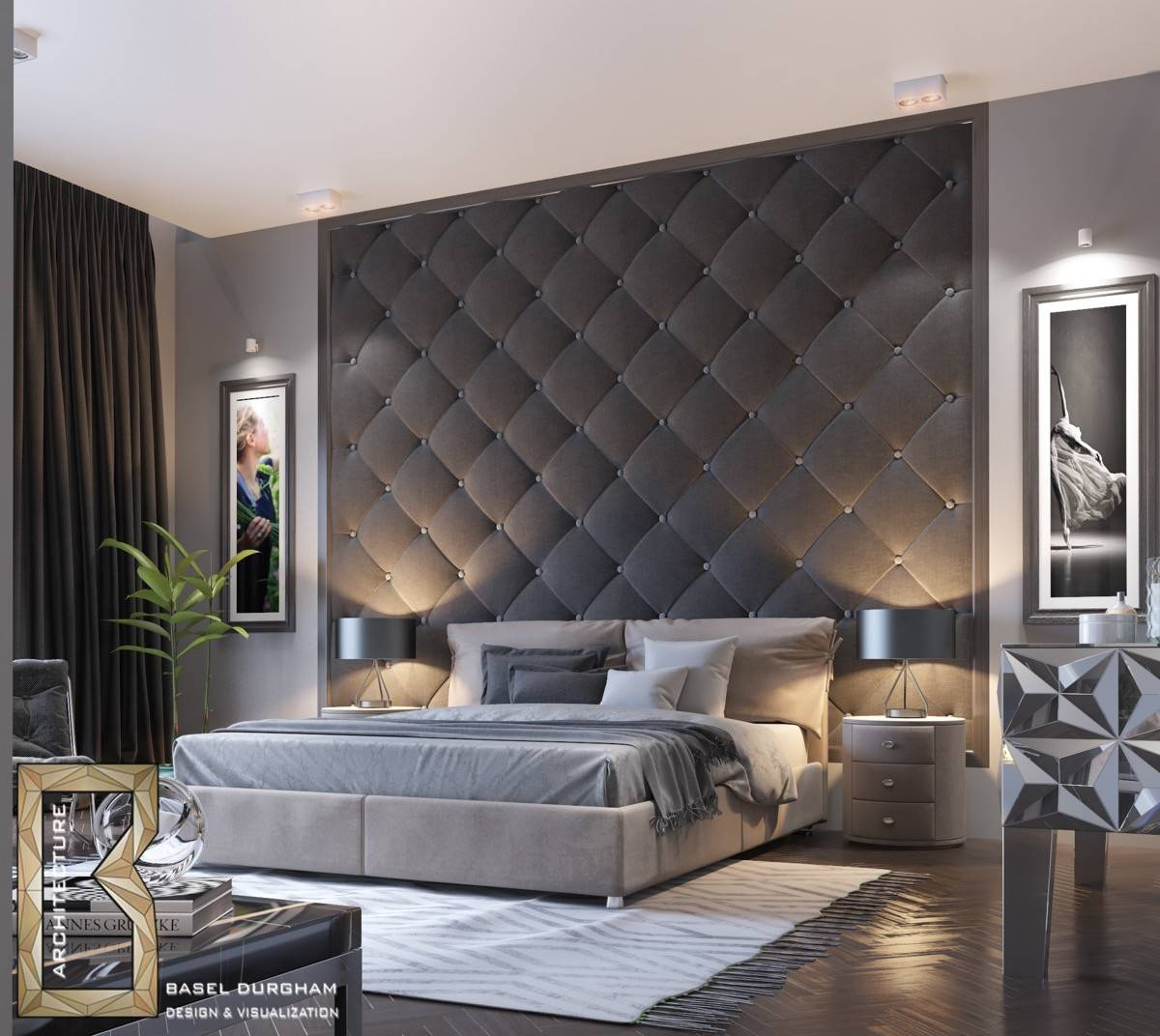 Do Not For Accent Wall: Awesome Accent Wall Ideas Your Bedroom