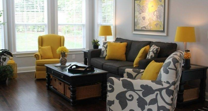 Awesome Black Yellow Living Room Ideas Should Know