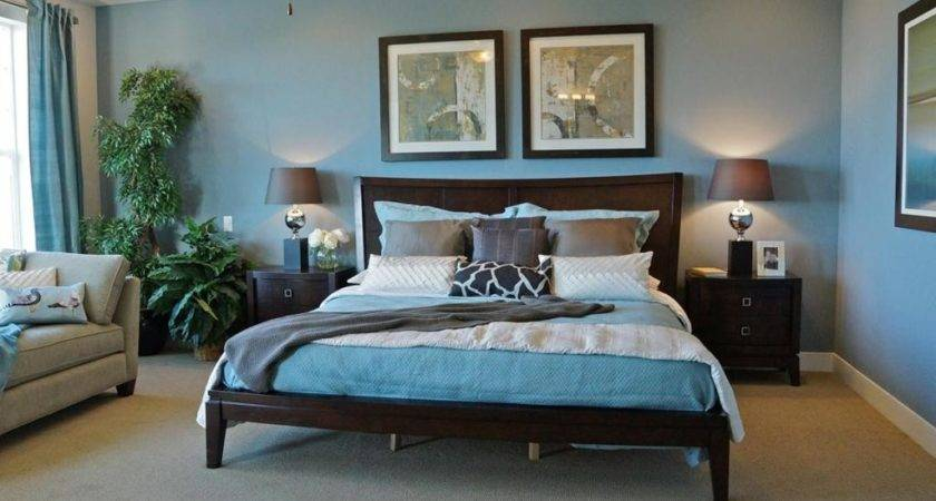 Awesome Blue Black Bedroom Tjihome