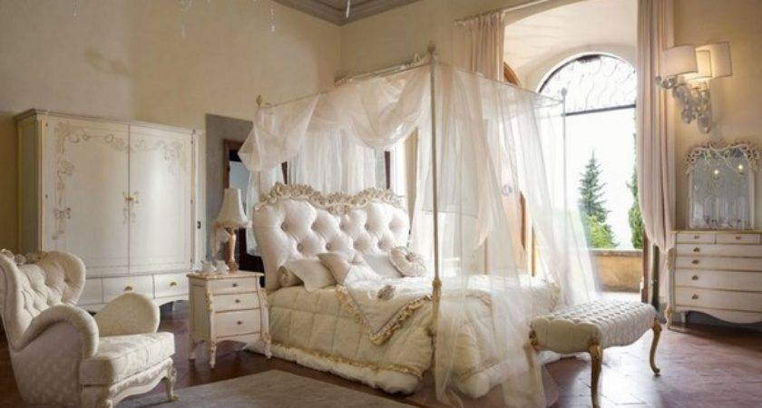 Awesome Canopy Beds Modern Classic Style Bedroom