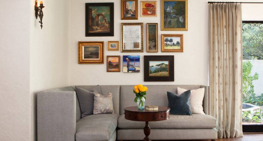 Awesome Collage Frame Opening Decorating Ideas