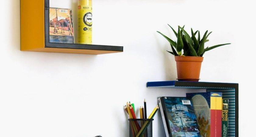 Awesome Collections Unique Wall Shelves Design Ideas