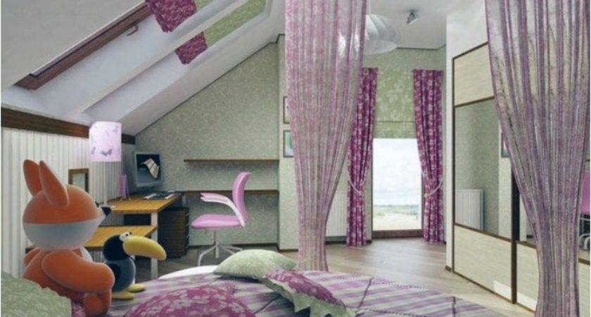 Awesome Teen Girl Bedroom Designs