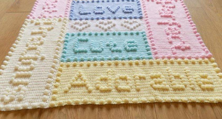 Baby Blanket Crochet Patterns Perfect Gift New Mom