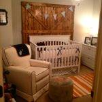 Baby Boy Rustic Modern Project Nursery