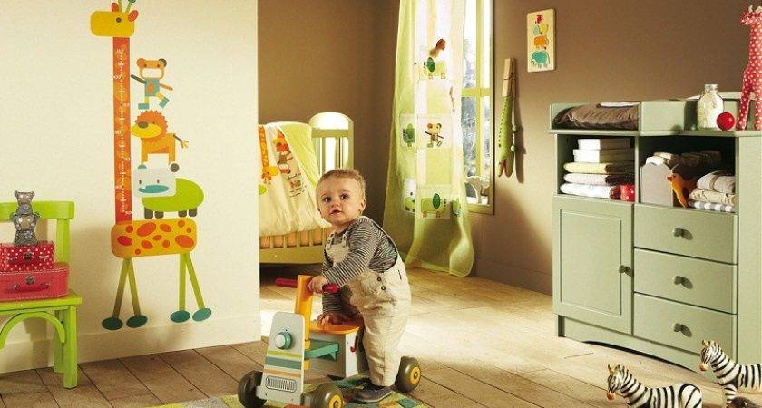 Baby Boys Room Ideas Diy Decorating Animal Cartoon