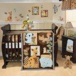 Baby Nursery Decor Animal Kangaroo Boy Theme