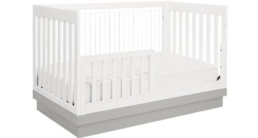 Babyletto Acrylic Harlow Convertible Crib