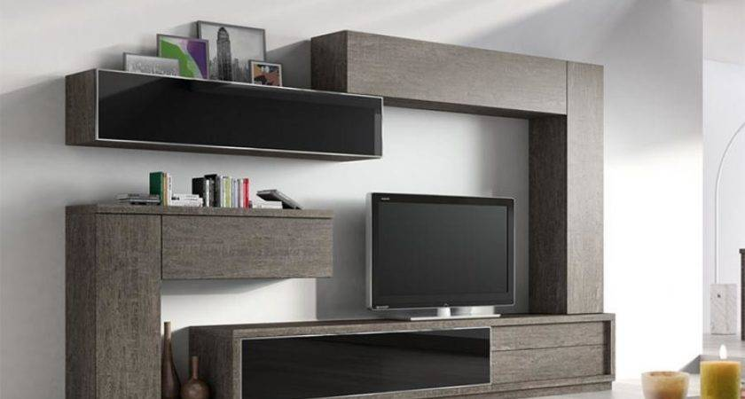 Baixmoduls Living Room Wall Storage System