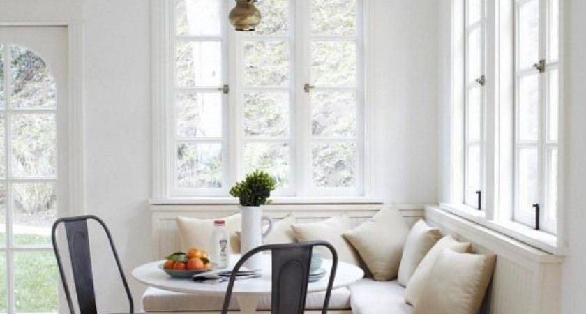 Banquette Great Solution Small Spaces Besa