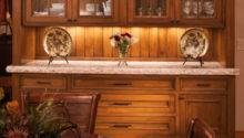 Baroque Buffet Hutch Dining Room Traditional Built