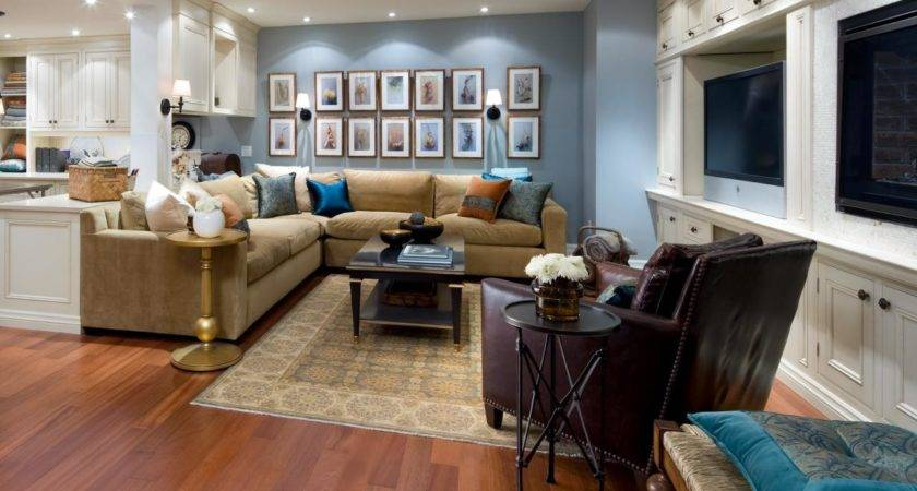 Basement Decorating Ideas Rooms Traba Homes