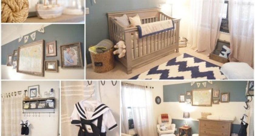 Beautiful Baby Boy Nursery Room Design Ideas