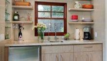 Beautiful Functional Storage Kitchen Open