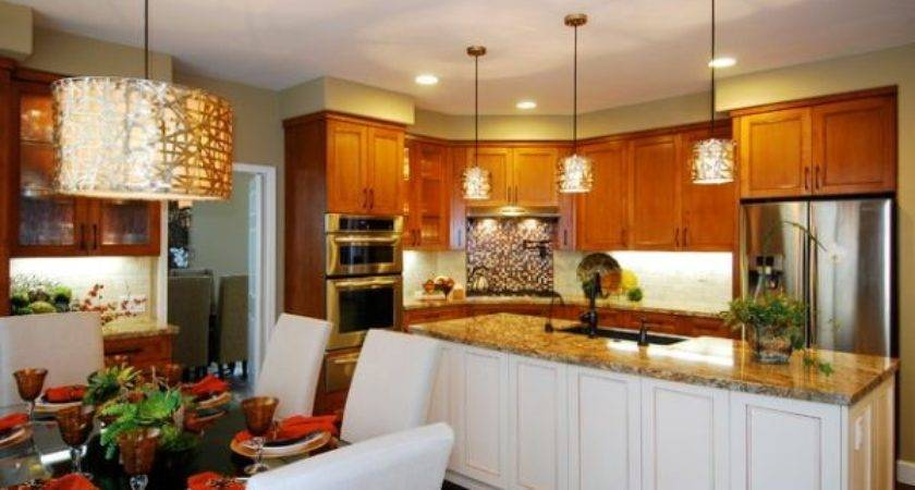 Beautiful Hanging Pendant Lights Your Kitchen Island