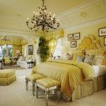 Beautiful Master Bedrooms Yellow Walls