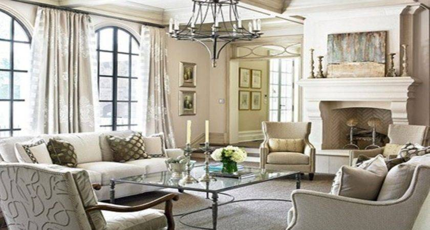 Beautiful Small Dining Rooms Grey Cream Living Room