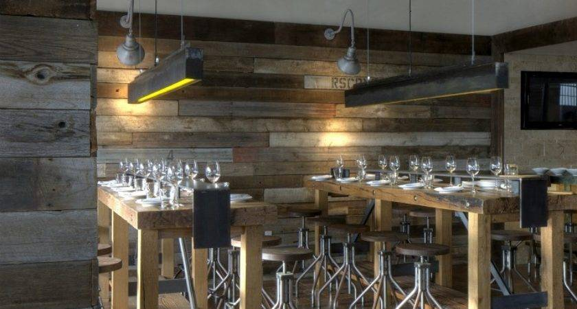 Beauty Reclaimed Wood Interior Design Explained
