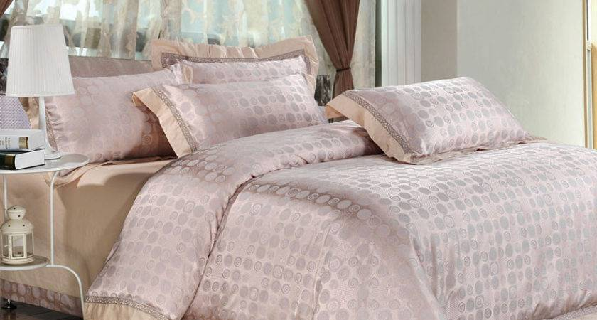 Bed Sets Pcs Luxury Bedding Set Linen Sheets
