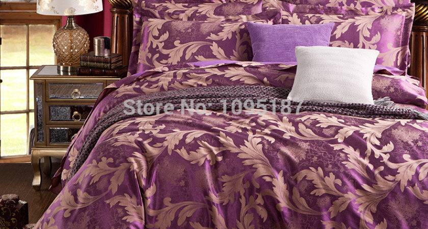 Bedding Set Cotton Jacquard Luxury Stain Bed Cover