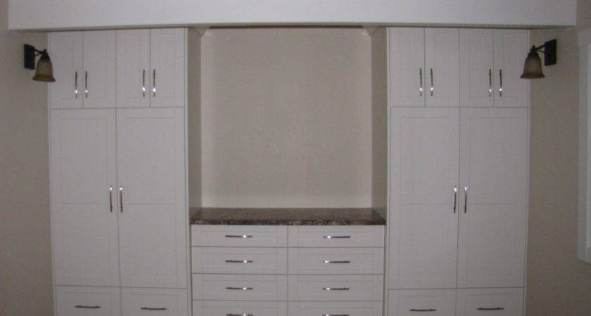 Bedroom Built Cabinets Ideas Houseofphy