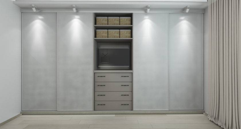 Bedroom Built Wardrobes Design