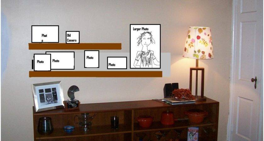 Bedroom Design Amazing Square Floating Shelves Wall