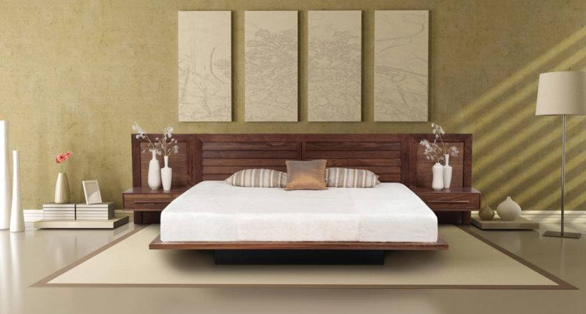 Bedroom Easy Low Bed Design Modern Contemporary