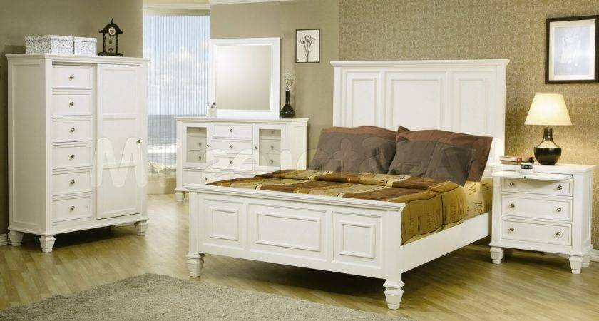 Bedroom Furniture Beautiful White Sets