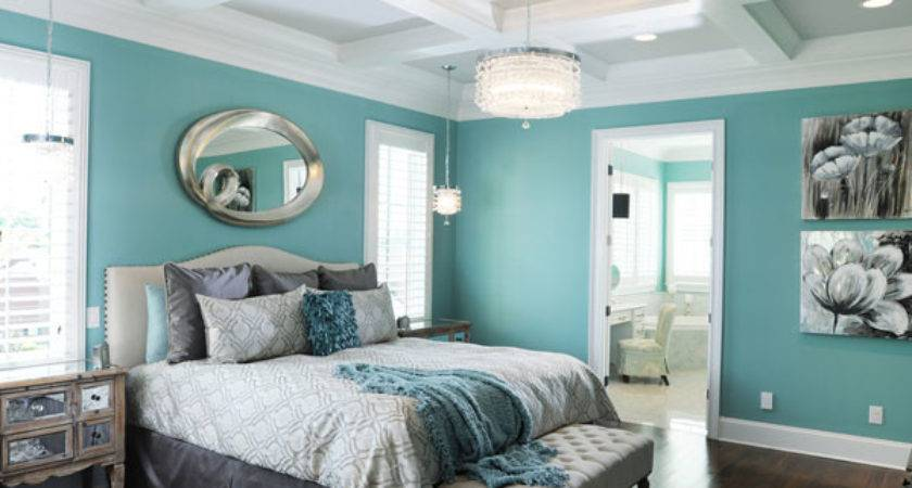 Bedroom Ideas Light Blue Walls Home Delightful