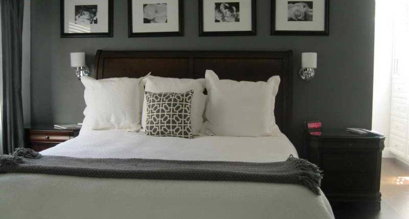 Bedroom Neutral Shade Black White Master