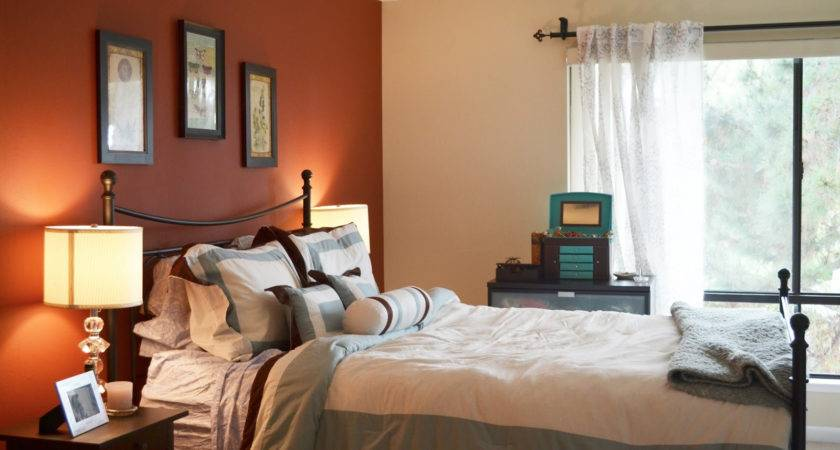 Bedroom Paint Color Ideas Accent Wall Home Combo